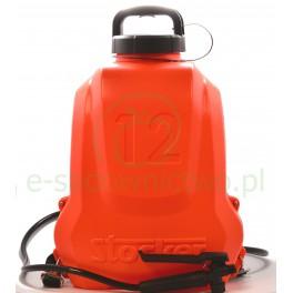 Opryskiwacz plecakowy elektryczny 12L 2,5 bar Stocker-239