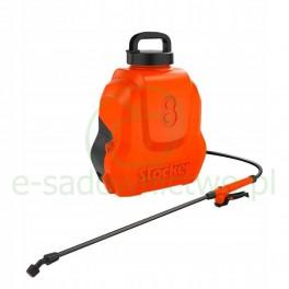 Opryskiwacz plecakowy elektryczny 8l 2,5 Bar Stocker-237