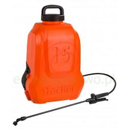 Opryskiwacz plecakowy elektryczny 15l 5 Bar Stocker-236