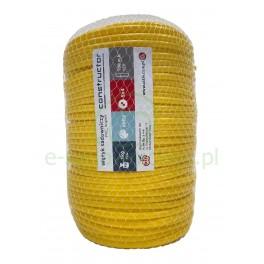 Wężyk sadowniczy Constructor żółty mała szpula 5mm 1kg